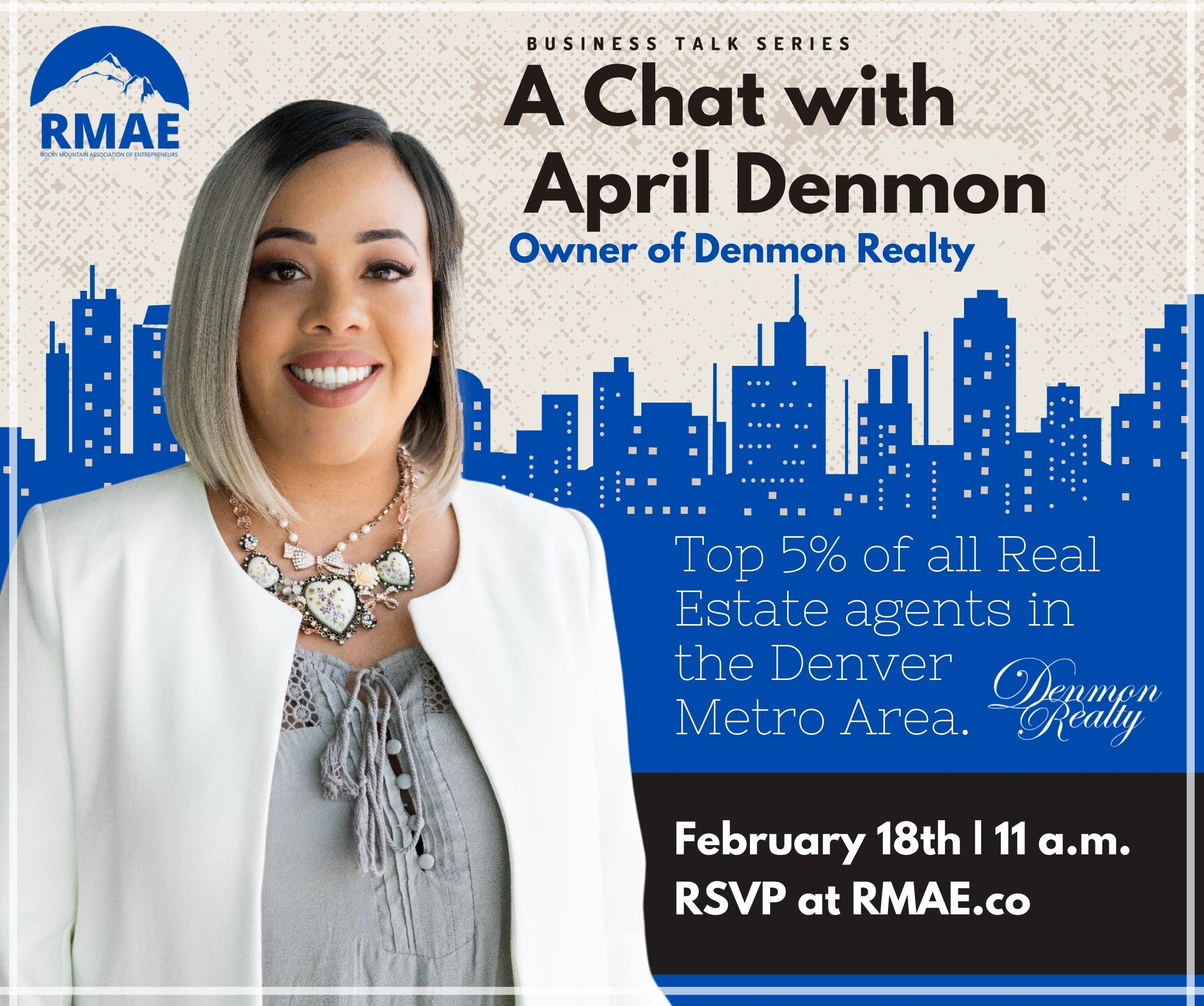 A Chat with Denmon Realty